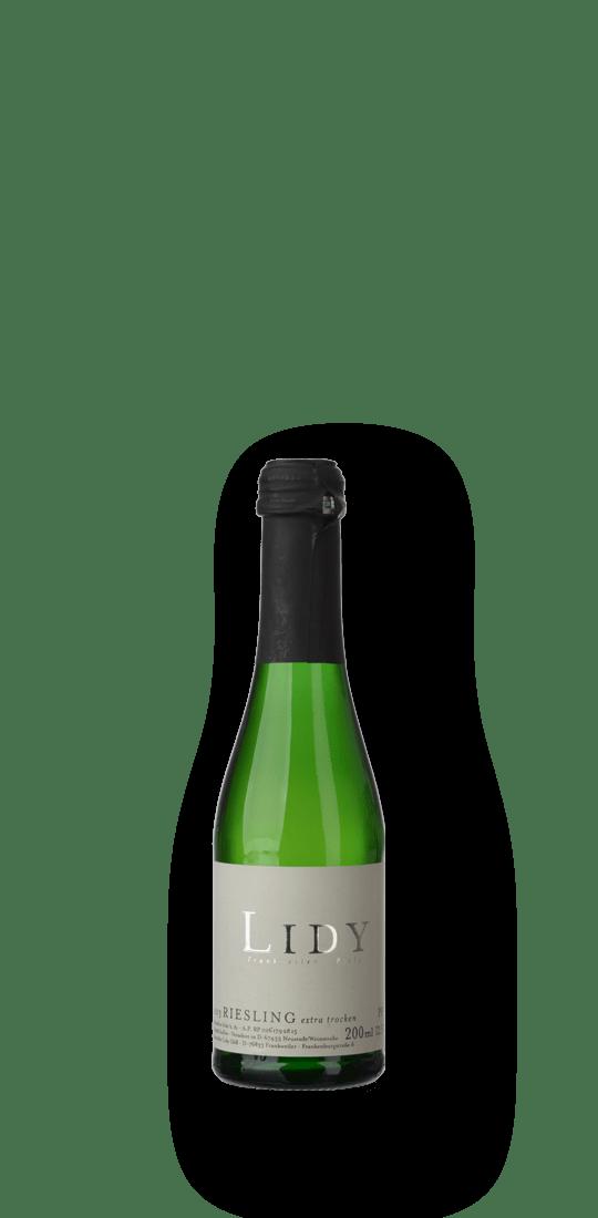 091a Weingut Lidy Sekt Riesling Piccolo