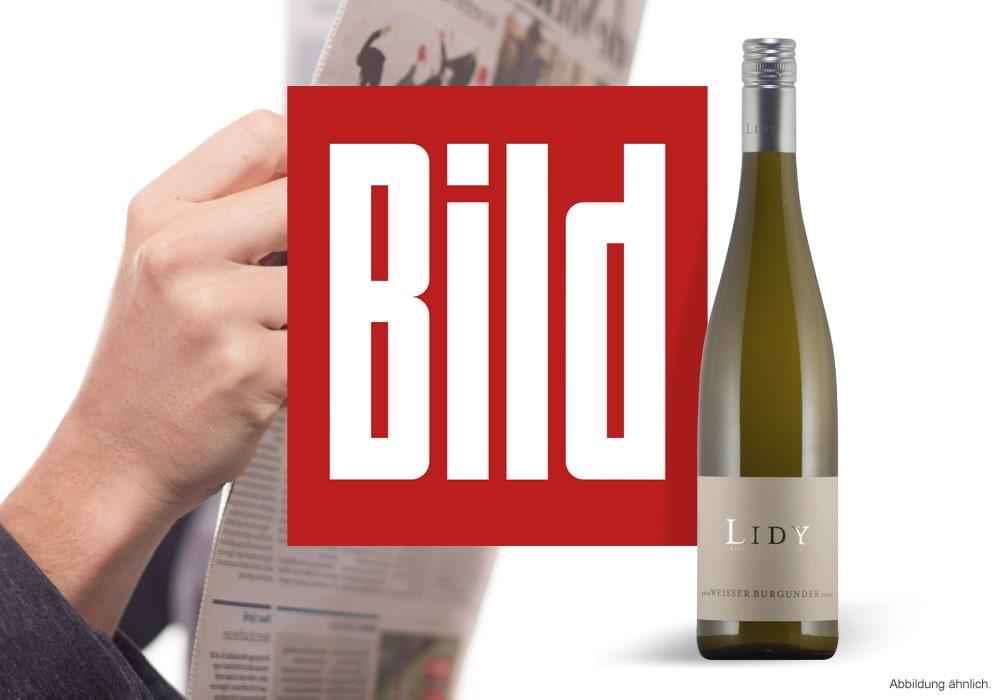 Bildzeitung: Die 7 besten deutschen Weine