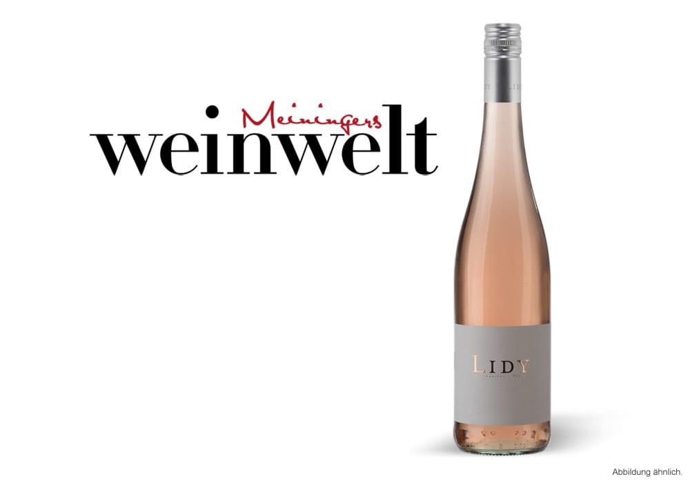 Meiningers Weinwelt Rosé International 2018