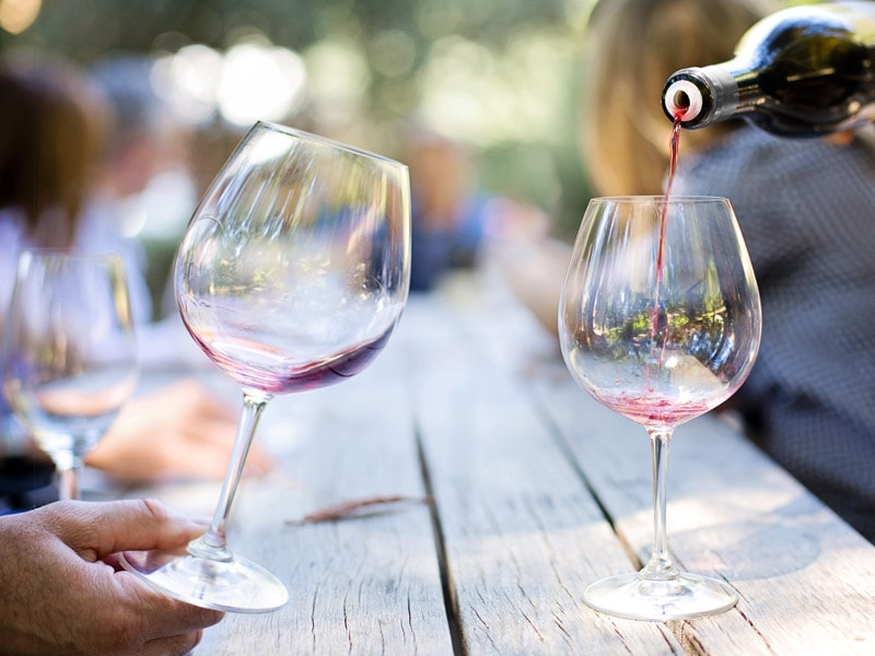 Weinhandel Ganster