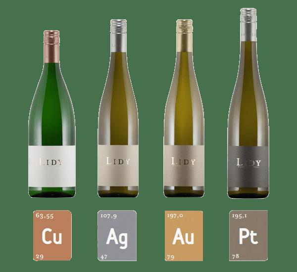 Weingut Lidy Qualitätssystem